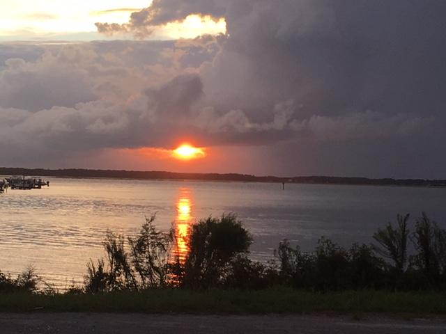 harkers island sunset