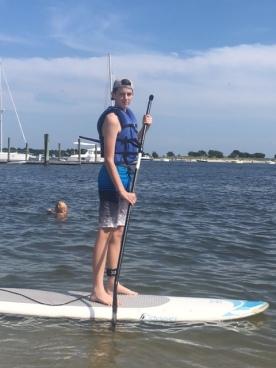 hunter paddle